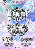 Virvum, Abhorrent Decimation, Godeater & Embodiment