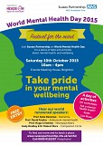 World Mental Health Day 2015 - Festival for the mind