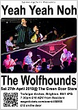 Yeah Yeah Noh and The Wolfhounds