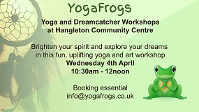 Yoga and Dream Catcher Workshop