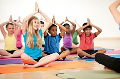 Yoga and mindfulness for kids