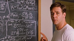 A Beautiful Mind 12A