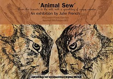Animal Sew: Exhibition by Julie French