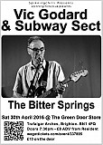 Vic Godard & Subway Sect and The Bitter Springs