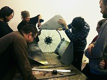 Building a Low Cost Wind Turbine - Brighton