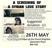 A Screening of a Syrian Love Story