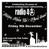 Radio 4A Festive Knees Up - Throw Down !