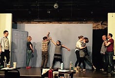 The Maydays Performance Longform Improv Comedy Course