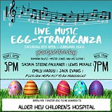 The Live Music EGG-Stravaganza