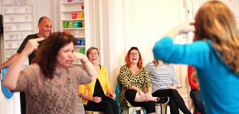 The Maydays Wednesdays BEGINNERS Improv Comedy Course