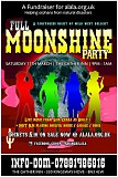Full Moon Shine Party - Charity Fundraiser