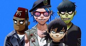 Gorillaz: Reject False Icons TBC
