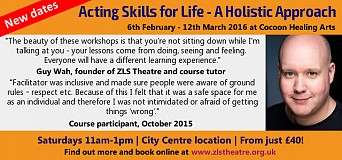Acting Skills for Life - A Holistic Approach
