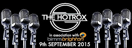 The Hotrox Presents Jukebox @ Patterns