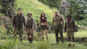Jumanji: Welcome to the Jungle 12A
