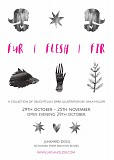 FUR//FLESH//FIR An exhibition by Layla Holzer