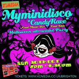 myminidisco presents THE CANDY RAVE 16