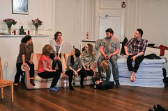 The Maydays Improv Writing Weekender with Jenny