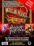 Electric Cabaret presents Moulin Rouge - Free entry