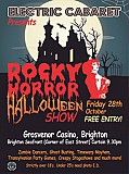 Free Entry Rocky Horror Halloween Friday 28th October