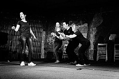 The Maydays Performance Musical Improv Comedy Course