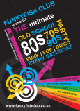 The Ultimate Old School Party @ FunkyFish Club