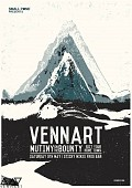 Live from the Pond #10 // Vennart, Mutiny On The Bounty, Edit Your Home Town // Saturday 9th May