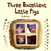 Three Excellent Little Pigs - by Al Start