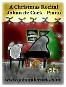 A Christmas Piano Recital by Johan de Cock