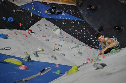Indoor Rock Climing Competition