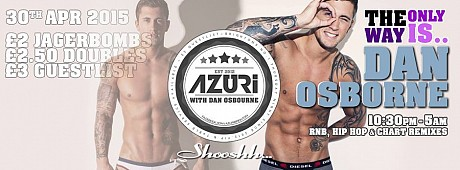 AZURI | Hosted by TOWIE