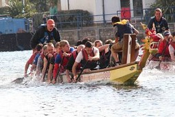 Rockinghorse Dragon Boat Race 2014