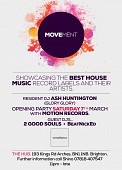 Movement presents: motion records