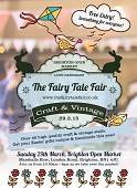 The Fairy Tale Fair - Craft & Vintage at Brighton Open Market