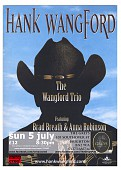 The Hank Wangford Trio