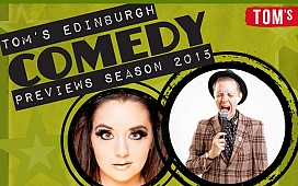 TOM's Edinburgh Comedy Previews 2015: Joey Page & Holly Burn