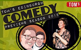 TOM's Edinburgh Comedy Previews 2015: Sam Savage & JAM Comedy