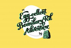 Egg-citing Family Easter Egg Hunt! 'An Egg-cellent Boundary Road Adventure'