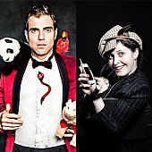 Edinburgh Preivew Double Bill: Jody Kamali & Joanna Neary