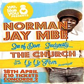 Sir Norman Jay MBE, Son of Dave & The Church Live
