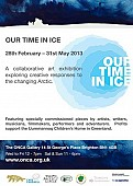 Our Time in Ice exhibition