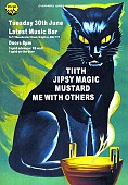 Overhead Wires Music Presents... TIITH + JIPSY MAGIC + MUSTARD + ME WITH OTHERS