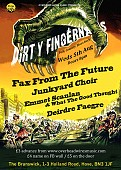 "Overhead Wires Music Presents... ""Dirty Fingernails"""
