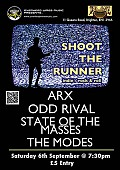 "Overhead Wires Music Presents... ""Shoot The Runner"""