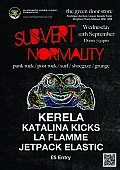 "Overhead Wires Music Presents... ""Subvert Normality"""