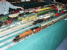 Model Train and Toy Show