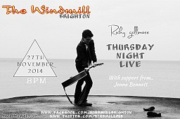 Thursday Night Live - Ricky Gallimore Acoustic Session
