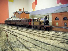 Brighton Model Railway Club exhibition