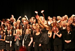 Fun and friendly Choir - New Term - Free taster session available to new members