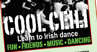 Cool Ceili - Learn to irish dance
